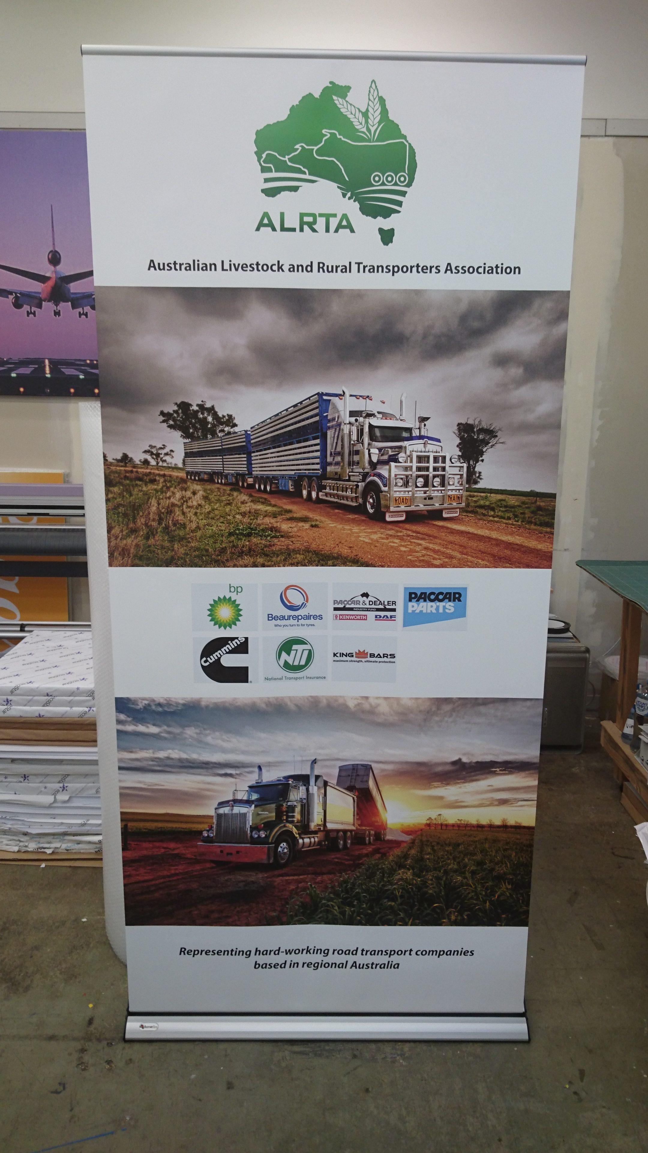 Banner, Large Format Printing